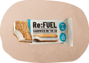 Re:Fuel Sandwich on the go